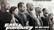 "Box-office mondial : ""Fast & Furious 7"" caracole en tête"