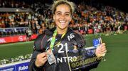 Thijssen fier de ses joueuses, D'Hooghe élue meilleure gardienne du tournoi
