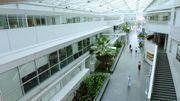 L'hôpital européen Georges-Pompidou, Paris. Michael Schumacher aurait été pris en charge au sein du service de chirurgie cardiovasculaire.
