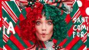 Le single de Noël de Sia a été choisi comme bande son pour les spectacles son et lumière de fin d'année sur la Grand-Place de Bruxelles!