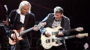 Joe Walsh des Eagles lance son émission de radio
