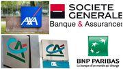 Des banques françaises et AXA accusés de financer la colonisation israélienne