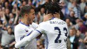 """Michy Batshuayi et Eden Hazard se """"crêpent le chignon"""" sur Twitter"""
