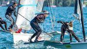 Voile: Isaura Maenhout et Anouk Geurts, 7e à Lanzarote, décrochent un ticket olympique en classe 49er FX