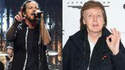 Pearl Jam reprend les Beatles