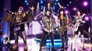 Kiss invité chez James Corden