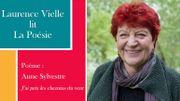 """Laurence Vielle lit """"J'ai pris les chemins du vent"""" d'Anne Sylvestre"""
