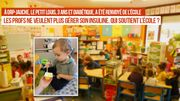 """La maman du petit Louis accuse l'école : """" Ils ont mis plus de 50 minutes à faire l'injection d'insuline ! """""""