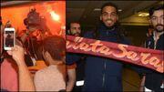Jason Denayer accueilli en héros à Galatasaray