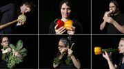 Le Vegetable Orchestra, quand les légumes se font instruments de musique