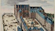 Le Palais du Coudenberg en 1649