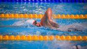 Valentine Dumont bat le record de Belgique du 100 m nage libre