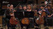 Les concertos des trois premiers lauréats du Concours Reine Elisabeth 2017 violoncelle