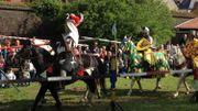 Le festival Ombres et lumières à Villers-la-Ville