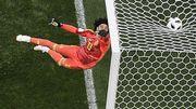 Ochoa s'offre une clean-sheet et un record contre le champion du Monde allemand