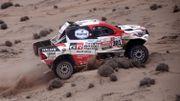 Nasser Al-Attiyah s'impose dans la 4ème étape et accroît son avance en tête