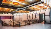 La balade de Carine : Le nouvel Euro Space Center