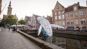 Une idée de ballade artistique à Bruges