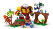 Après Super Mario, LEGO s'attaque à Sonic le Hérisson