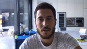 """Eden Hazard: """"J'aurais été prêt pour l'Euro... mais ils étaient obligés de l'annuler"""""""