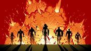 """Les super-héros, alias """"les gentils"""", sont plus violents que les """"les méchants"""" au cinéma"""