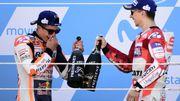 Jorge Lorenzo va rejoindre Marc Marquez chez Honda où il remplacera Pedrosa