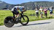 Victor Campenaerts envisage de s'attaquer au record de l'heure