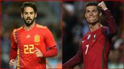 Mondial 2018 : Un choc entre le Portugal et l'Espagne, les autres favoris épargnés