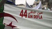 Des Algériens venus de France mais aussi de Suisse
