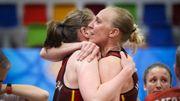 """Ann Wauters: """"La plus belle victoire de la Belgique, mais nous n'avons encore rien"""""""