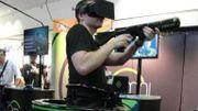Le casque virtuel: l'une des grandes vedettes du salon E3