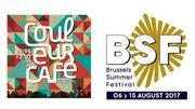 Mise en vente de Pass valables pour Couleur Café ET le BSF!