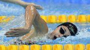 Valentine Dumont, 16 ans, améliore le record de Belgique du 200m nage libre