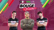 Retrouvez IbraTV ce samedi 19 juin Place De Brouckère dans Bouge à Bruxelles !