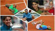 De 2005 à 2018, le règne quasi ininterrompu de Nadal