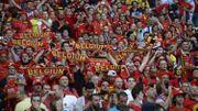 Près de 8.500 supporters belges ont demandé un ticket à la FIFA pour le Mondial