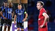 La Belgique pourrait bientôt perdre sa place directe en Champion's League
