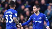 Hazard sauve in extremis un point pour Chelsea face aux Wolves de Dendoncker