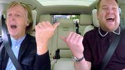 Le Carpool Karaoke de Paul McCartney