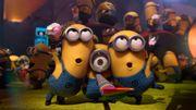 "Box-office mondial : ""Moi, moche et méchant 2"" déloge Brad Pitt"