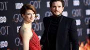 Un enfant pour Kit Harington et Rose Leslie, couple dans Game of Thrones et à la ville