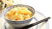 Riz cantonais : végétarien, ou pas ! (recette facile)