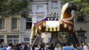 Un demi-millénaire pour la Ducasse d'Ath qui débutera le 24 août prochain