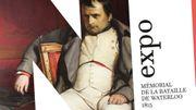 Napoléon le combat des idées, la naissance de la légende. Exposition au Mémorial 1815