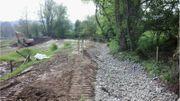 Une modification du cours du ruisseau du Fièrain se prépare à Pepinster