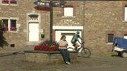Au centre du village de Winamplanche, la 4G d'Orange est bien présente.