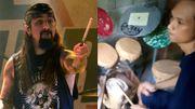 Mike Portnoy de Dream Theater généreux envers un batteur indonésien