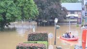 Inondations: vos témoignages à propos des sauvetages, sur VivaCité