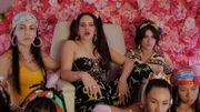 Rosalía danse dans un avion dans le clip de son tout nouveau single
