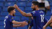 Giroud offre à Chelsea une victoire importante pour le podium, pas de Batshuayi à l'horizon